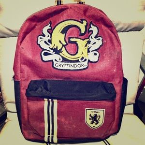 Harry Potter Gryffindor Backpck